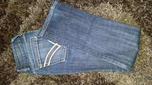 Women's brand name jeans