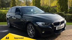 2015 BMW 3 Series 320d xDrive M Sport 5dr Step ( Automatic Diesel Estate