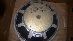 2 Speaker 15pouces ELECTROVOICE EVM-15L EVM-15B cabinet+ tweeter