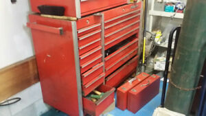 Snap On Lower Tool Box 51x44x24d
