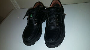Kodiak leather safety shoes