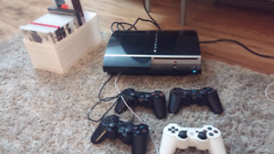 Ps3 4 controllers 8 games
