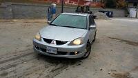 2004 Mitsubishi Lancer Ralliart With lots of upgrades