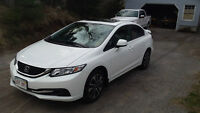 2013 Honda Civic EX Sedan PURCHASE OR TAKE OVER PAYMENTS