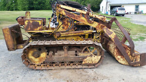 Trade for Working Backhoe