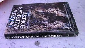 The Great American Forest, Rutherford Platt, 1965