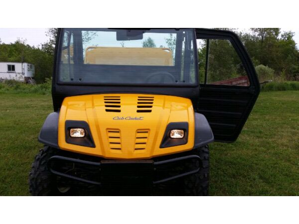 Used 2008 Cub Cadet side by side