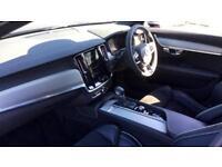 2017 Volvo V90 2.0 D5 PowerPulse R DESIGN Pro Automatic Diesel Estate
