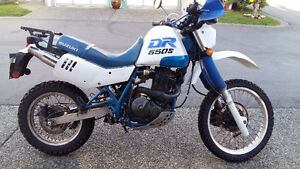 1990 DR650S $2200