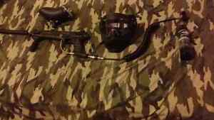 Tippmann Tango one Paintball kit (At most $150 look below)