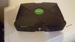 Original Xbox with 16 Games