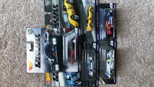 Hot wheels circuit legends full set