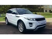 2014 Land Rover Range Rover Evoque 2.2 SD4 Dynamic 5dr (9) Automatic Diesel Hatc