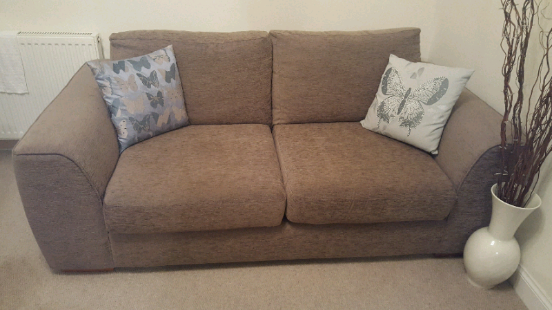 Excellent Small 2 Seater Marks And Spencers Sofa In Thornliebank Glasgow Gumtree Machost Co Dining Chair Design Ideas Machostcouk