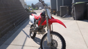 (Need gone) 2008 Crf 150r