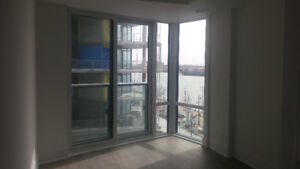 One bed brand new condominium for rent- Toronto Water front
