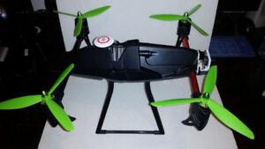 H quadcopter 450