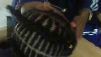 Home hair braiding  in whitby please call or text 4168174420