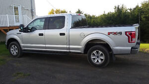 2016 Ford F-150 fx4 Camionnette
