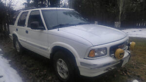 1997 GMC Jimmy SUV, Crossover Prince George British Columbia image 4