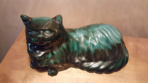 Blue Mountain Pottery Cat