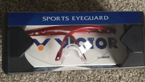 Sports Eyeguard/Eyewear (NEW Unopened)
