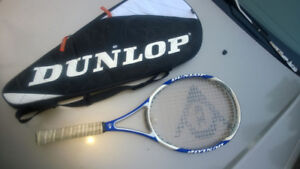 Tennis Racquets Dunlop and Pro Kennex