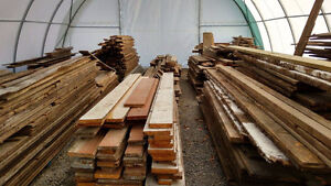 Assorted Century Barn Wood Available!!!!!!