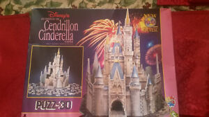No longer on the market 3D Cinderella Castle Puzzle Peterborough Peterborough Area image 1