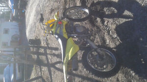Looking to trade 2003 drz for atv