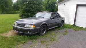 Ford Mustang 5.0 Notchback