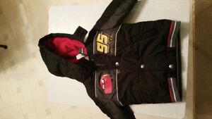 Baby's winter jacket