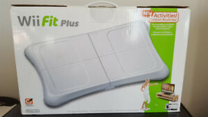 Nintendo Wii Fit Plus - For Sale