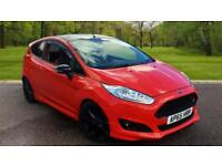 2016 Ford FIESTA ZETEC S RED EDITION Manual Hatchback