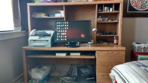 Large Computer Desk for Sale