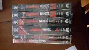 Criminal minds *brand new in plastic*
