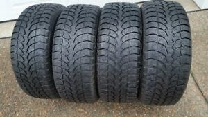215/55R/17  WINTER  CLAW EXTREME GRIP MX WITH 10/32 TREAD