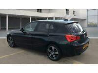 2018 BMW 1 Series 120d Sport 5dr [Nav/Servotronic] Step Auto - PARKING SENSORS -