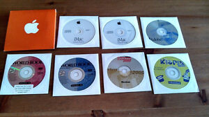 iMac & iBook OS Software/Bundles - $25.00 EACH !!!