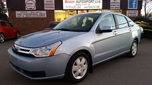 """CERTIFIED 2009 FOCUS """"SE"""" 4DR - ONLY 98K - PST PAID - IN YORKTON"""