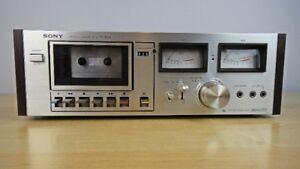Sony TC-K2A Vintage Stereo Cassette Deck