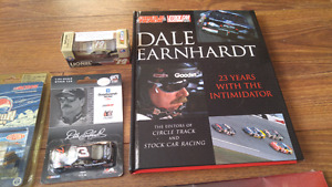 NASCAR collectables Earnhardt Gordon