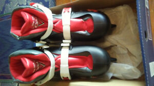 "Children's "" Disney's Cars"" Ice Skates.Size 1,2. Never worn. $40"