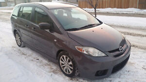 2007 Mazda5 GT better than Sienna and Odyssey Van for gas