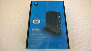 Motorola SURFboard SB5101 - Cable Modem Brand New