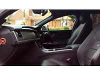 2017 Jaguar XF 2.0d (240) R-Sport + Sliding P Automatic Diesel Saloon