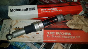 Vintage Ford air shocks!
