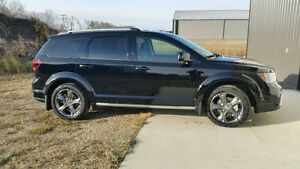 2015 Dodge Journey CROSSROAD AWD SUV, Crossover