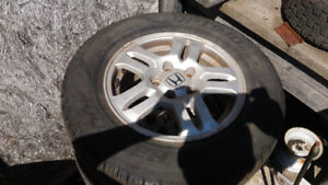Rims and Tires 205/70/R15