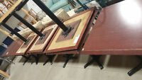 Tables - #HFHReStore Charlottetown Prince Edward Island Preview
